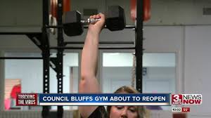 council bluffs gym prepares to re open