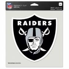 Oakland Raiders Stickers Decals Bumper Stickers