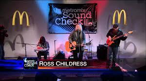 Ross Childress - Metromix Sound check - YouTube