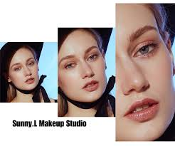 sunny lee makeup hair work