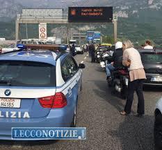 Incidente all'uscita del tunnel: rientro nel caos giovedì pomeriggio - Lecco  Notizie
