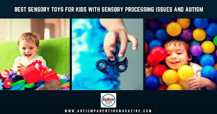 sensory toys for kids with sensory
