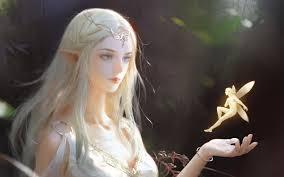 fantasy elf art picture