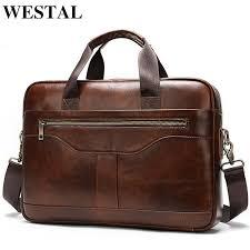 westal messenger bag men briefcase mens