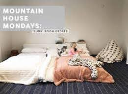 Mountain House Update Thoughts On Designing A Shared Kids Room