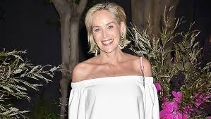 sharon stone 62 goes makeup free as