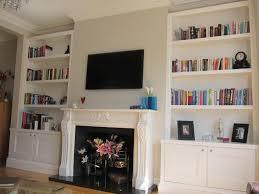 james carpentry alcove cabinets