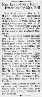 Lavine Mann and Ida Stone - Newspapers.com