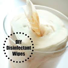 diy all natural disinfectant wipes a