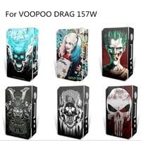 Skin Decal Vinyl Wrap For Voopoo Drag 157w Tc Resin Reg Vape Mod Stickers Skins Cover Colorful Space Gasses 4 Wish
