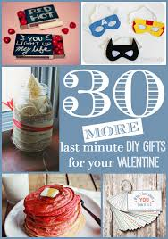30 more last minute diy gifts for your
