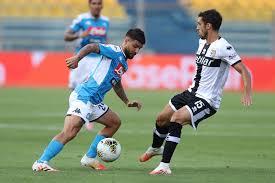 Parma Napoli, agli azzurri è mancato il centravanti: l'analisi