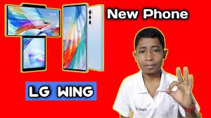 LG Wing Phone |