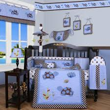 boutique sea turtle crib bedding