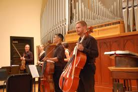 CHAMBER MUSIC & LOTS OF FUN AT FIRST CONGREGATIONAL CHURCH - Center for  Musical Arts