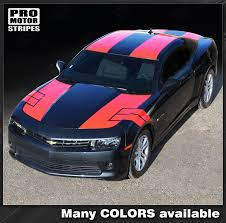 Chevrolet Camaro Coupe Ns1 Style Stripes Complete Set Decals 2010 2011 2012 2013 Ebay
