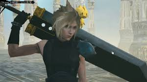 Mobius Final Fantasy - Cloud Strife Job Gameplay - YouTube