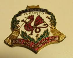 st george toronto golf and country club