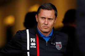Profile: Grimsby Town boss Paul Hurst has never shirked a battle