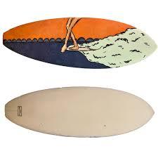 Addie Gibson Nose Rider Art Surfboard - Surf Station Store
