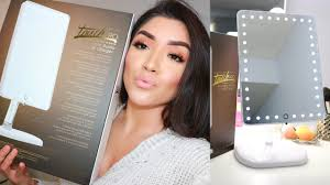 impressions vanity touch pro led makeup