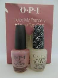 opi nail polish tickle my france y