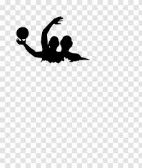 Water Polo Wall Decal Sticker Usa Silhouette Transparent Png