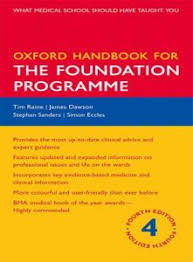oxford handbook for the foundation