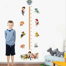 Removable Children 3d Height Chart Measure Wall Sticker Decal For Kids Baby Room For Sale Online Ebay