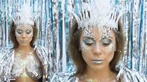 makeup ideas ice queen