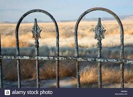 Cemetery Fence High Resolution Stock Photography And Images Alamy