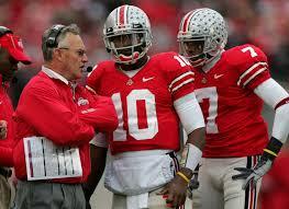 Troy Smith (10) & Ted Ginn Jr. (7) | Ohio state buckeyes, Buckeyes, Ohio  state football