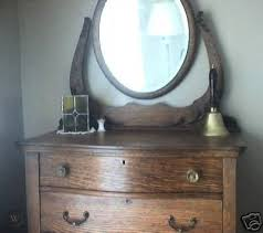 antique oak dresser chest of drawers