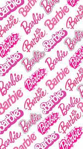 barbie logo wallpapers top free