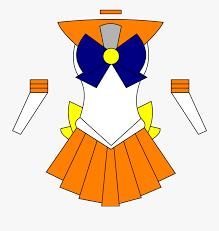 Sailor Moon Sailor Venus Svg Free Transparent Clipart Clipartkey