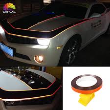 0 63cm 7m Orange Car Anti Scratch Wheel Rim Decal For Car Protect Free Shipping Decals For Cars Wheel Rimfor Car Aliexpress