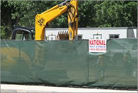 National Rent A Fence Construction Rental Tips