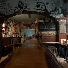 Bar Josephine, 295 Barkly Street, Footscray (2020)