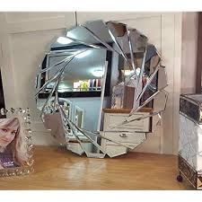 round wall mirrors co uk