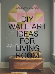 80 Attractive Diy Wall Art Ideas For Living Room