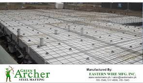 Eastern Wire Manufacturing Inc Steel Matting Steel Matting
