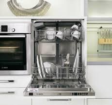 front loading dishwasher built in