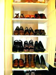 Wardrobe Shoe Storage Ideas Ianhomeideas Co