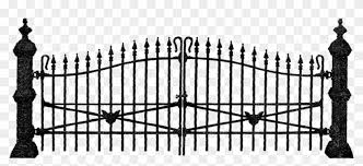 Gate Clipart Halloween Scary Halloween Clipart Free Transparent Png Clipart Images Download