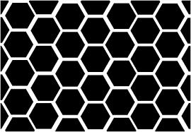 Black Honeycomb Car Decal 26 W X 18 H Designed By Custom Car Wraps Design Your Own Car Decal 26 W X 18 H Custom Car Wraps