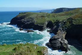 Tintagel Castle | South West | Castles, Forts and Battles