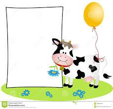 Resultado De Imagen Para Invitaciones De Vacas Para Cumpleanos