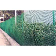 Pvc Coated Chain Link Fencing For Agricultural Rs 6 Square Feet Id 15341209191