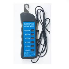 Electric Fence Tester Almolahed Info