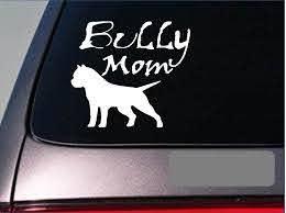 Amazon Com Ez Stik American Bully Momc959 Sticker Decal Pitbull Pit Bull Abkc Bully Amstaff Arts Crafts Sewing